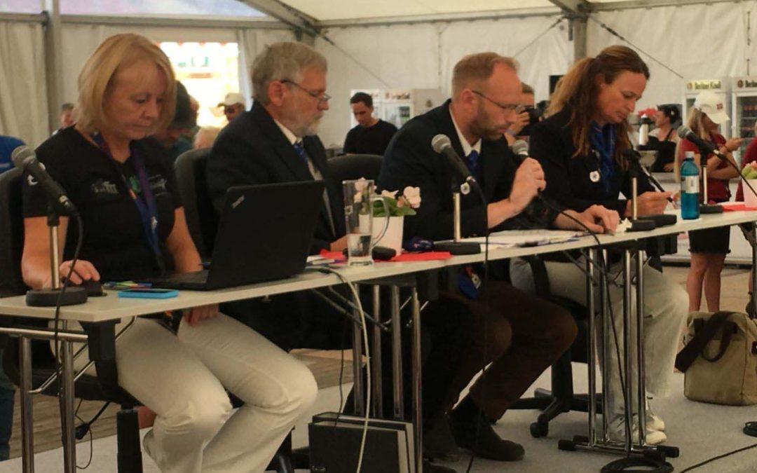 World Championships 2021 – Final Breeding Jury